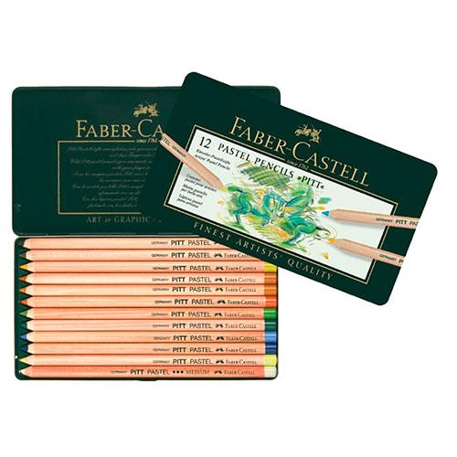 Faber Castell pastel PITT